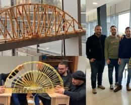 יאללה, להעמיס: גם השנה נערך האקתון גשרי ספגטי בSCE - המכללה האקדמית סמי שמעון