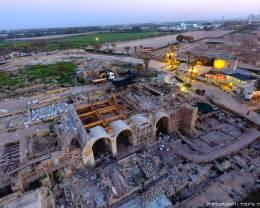 שקט, משמרים: סקירת פרויקט קמרונות קיסריה