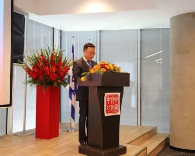"""ראיון עם ג'ורג' גואן, מנכ""""ל CCECC הסינית בישראל."""