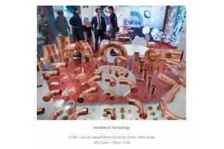 תערוכת ISH בפרנקפורט – מרץ 2019